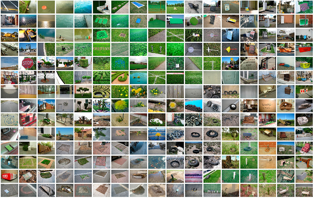 Grid of images from Wunderwall